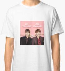 BTS/Bangtan Sonyeondan - V & Jungook Classic T-Shirt