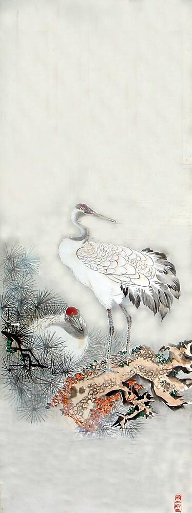 birds by PoFong