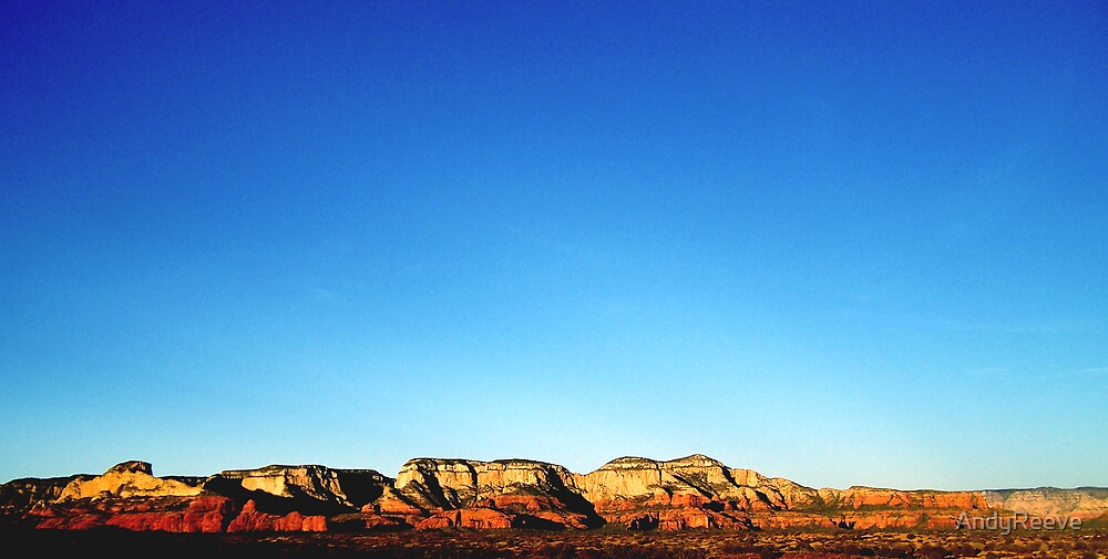 Sedona Dawn by AndyReeve