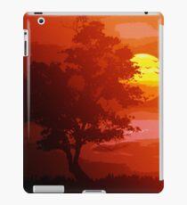 The world is beautiful iPad Case/Skin