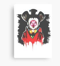Robo geisha - Ghost in the Shell  Canvas Print