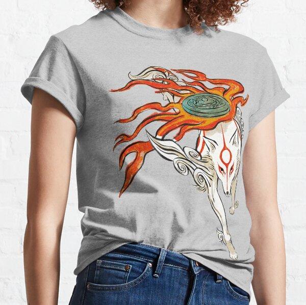 Okami T-shirt classique