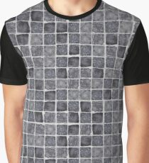 Tiles wall Graphic T-Shirt