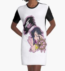 Adore Delano - Party Ship Graphic T-Shirt Dress