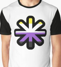 non binary Graphic T-Shirt