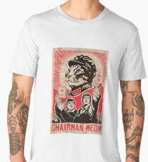 Meow Mao China cat meme Men's Premium T-Shirt