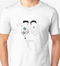 Drugs or Love Unisex T-Shirt