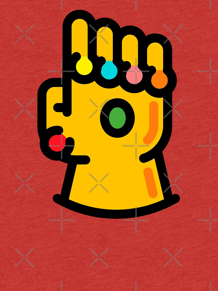 Infinity Gauntlet by megaman1980