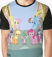 my little pony pre-princess era Graphic T-Shirt