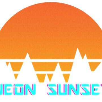 Neon Sunset by ChrisHambling97
