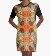 Beverly Graphic T-Shirt Dress