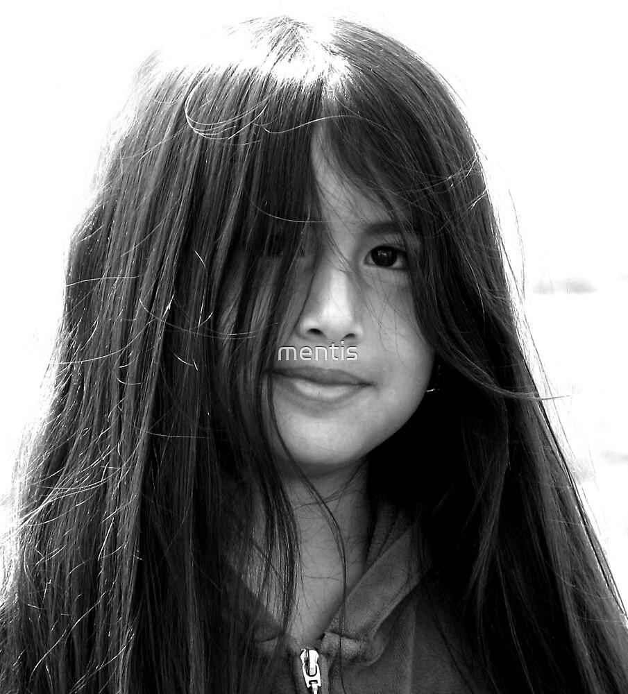 Adobe Girl by mentis