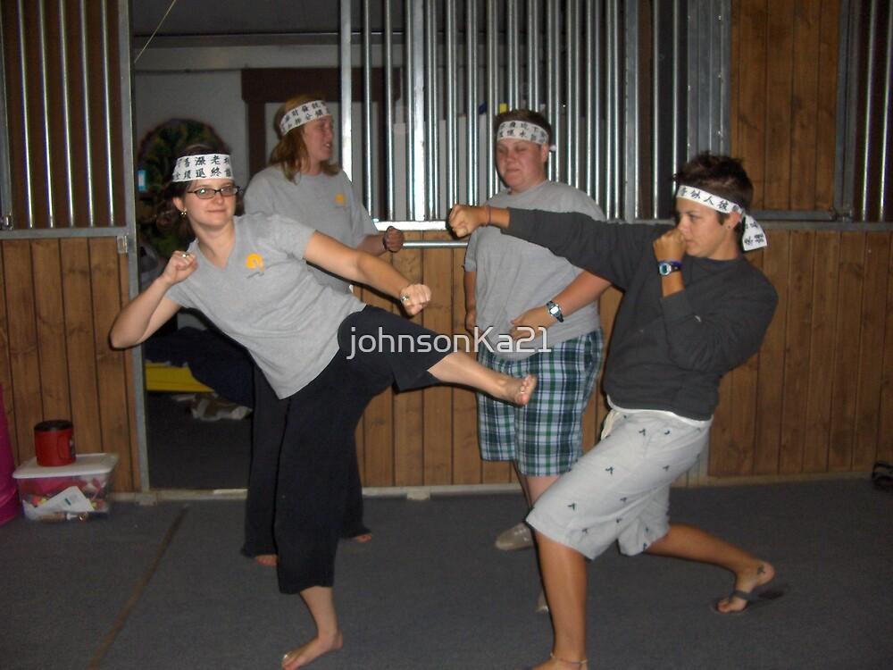 Ninjas by johnsonKa21