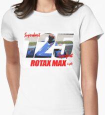 Superkart 125 Rotax Max Light Womens Fitted T-Shirt