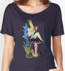 My childhood fantasy with color Women's Relaxed Fit T-Shirt