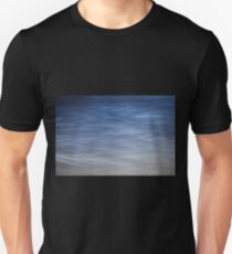 Noctilucent cloud (NLC, night clouds), cloud-like phenomena in mesosphere Unisex T-Shirt