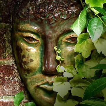 The Green Man by Mortimer123