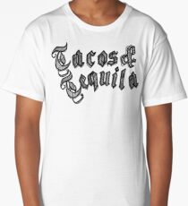 Tacos and Tequila Long T-Shirt