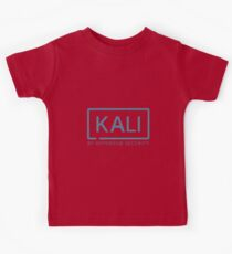 Kali Linux  Kids Clothes