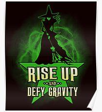 Defy Gravity Poster