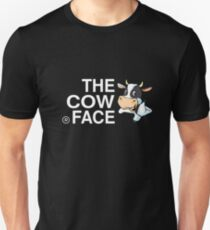 The Cow Face Unisex T-Shirt
