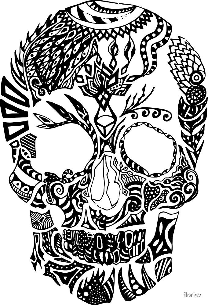 Dia de los muertos by Floris V by florisv