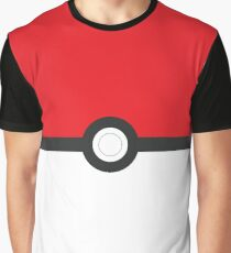 Poké ball! The Ball Collection! Graphic T-Shirt