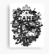 Game! Canvas Print
