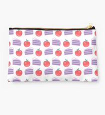 Cake and apple Studio Pouch