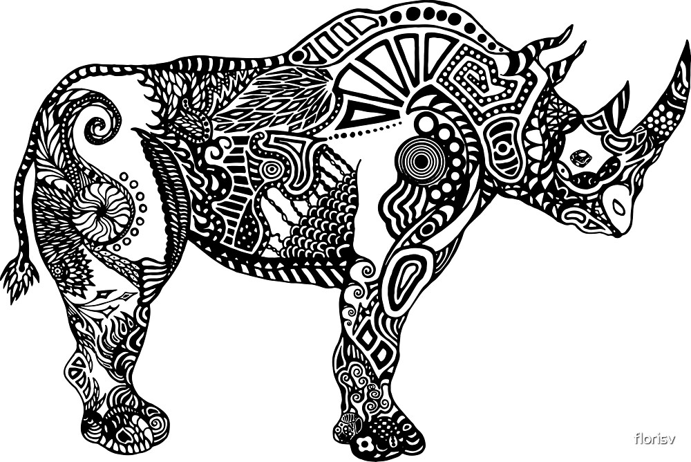 Rhino by Floris V by florisv