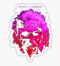 prodigy x alchemist Sticker