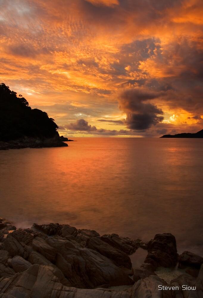 Dawn @ Perhentian Island, Malaysia by Steven  Siow