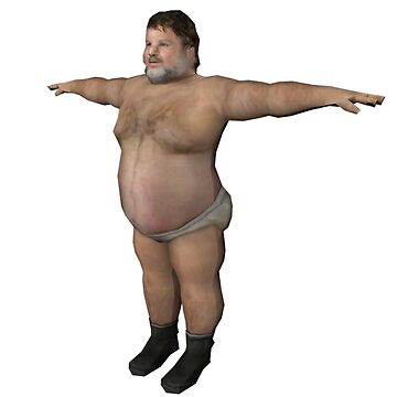 Phil Margera 3D by tabasco666