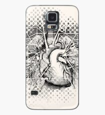 Map of the Heart Case/Skin for Samsung Galaxy
