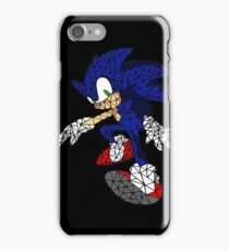 Geometric Sonic iPhone Case/Skin