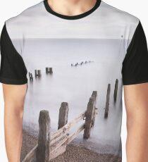 Bawsey Coastal Graphic T-Shirt