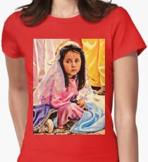 Cuenca Kids 923 Womens Fitted T-Shirt