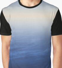 Noctilucent cloud (NLC, night clouds), cloud-like phenomena in mesosphere Graphic T-Shirt