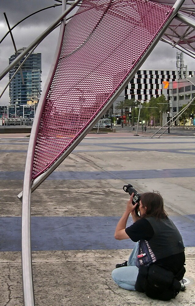 Docklands Photographer by Sadandal