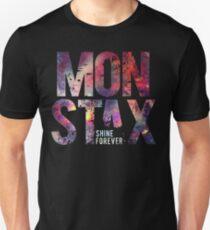 MonstaX Shine Forever Nebula Unisex T-Shirt