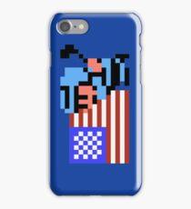 Ice Hockey USA iPhone Case/Skin