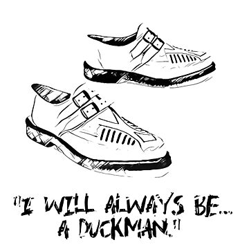 Duckie Dale Duckman by MishaHead