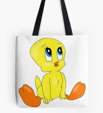 Piolin the canary Tote Bag