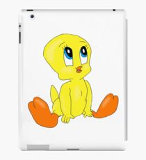 Piolin the canary iPad Case/Skin