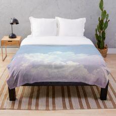 Manta Dreamy Cotton Blue Sky