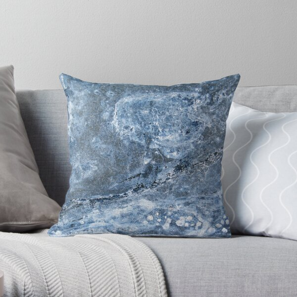 Flurrious Throw Pillow