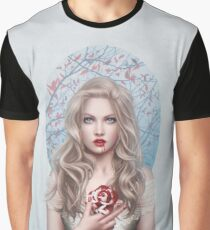 Blood rose Graphic T-Shirt