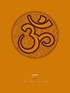 Om Mandala by Thoth Adan
