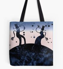 The night owes you to me Tote Bag