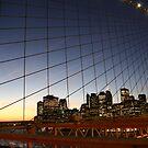 Brooklyn Bridge by Elodie